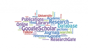 Research Word Cloud